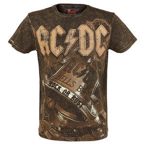 AC-DC EMP Signature Collection T-Shirt Braun
