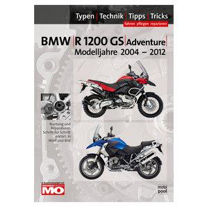BMW Handbuch R 1200 GS 04-12- pflegen- reparieren Text und Technik Verlag