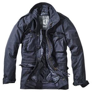 Brandit M65 Field Jacke Blau