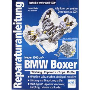 Bucheli Reparaturanleitung Der neue BMW Boxer- Technik-Sonderband 6009- 192 S-