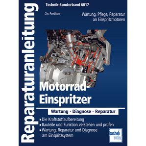 Bucheli Reparaturanleitung Einspritzer Wartung-Pflege-Reparatur Motobuch Verlag