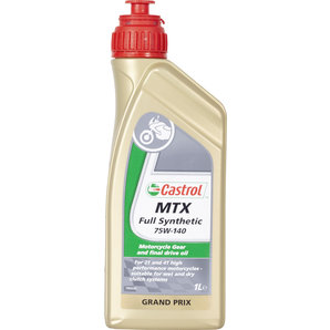 Castrol MTX Getriebe-Öl vollsynthetisch- 75W-140- 1 Liter