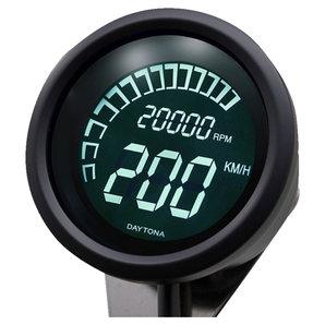 Daytona Digital Velona Tachometer-Drehzahlmesser Corporation