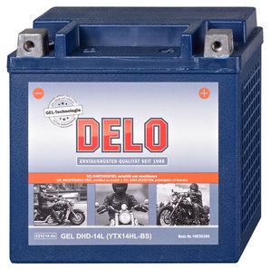 DELO Gel HD Batterie Delo