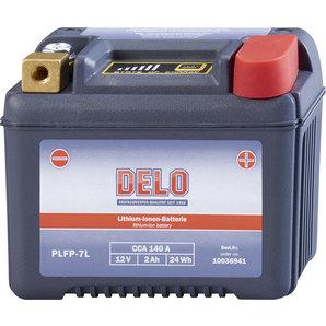 DELO Lithium-Ionen-Batterien Delo