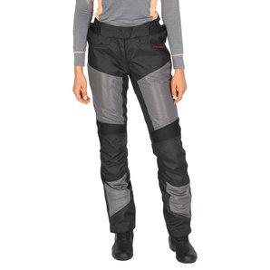 Fastway Hot Season Damen Textilhose Schwarz Grau FASTWAY