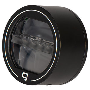 gazzini LED 3D-Rücklicht schwarz