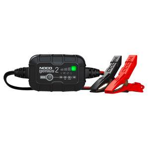 GENIUS2 Smartes Batterieladegerät 6V-12V 2A NOCO Ladegrät Auto und Motorrad