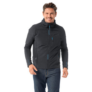 Held Clip-In 9755 Thermo Top Jacke Schwarz