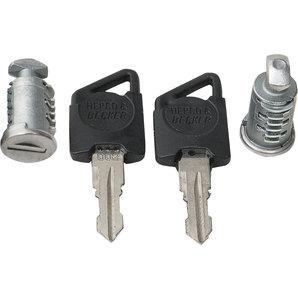 Hepco und Becker 2er Schloss-Set C-Bow mit 2 Schlüsseln