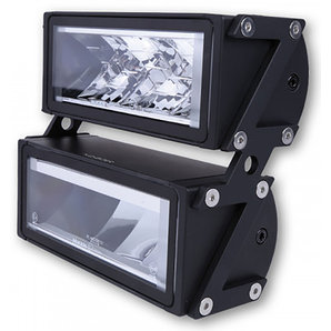 HIGHSIDER LED-Scheinwerfer-Set ULTIMATE mit Halterung Highsider