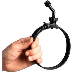 Interphone Ersatzhalter für nichtrohrförmige Lenker
