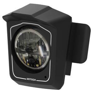 LED Scheinwerfer-Controlpit Two TM Motoism