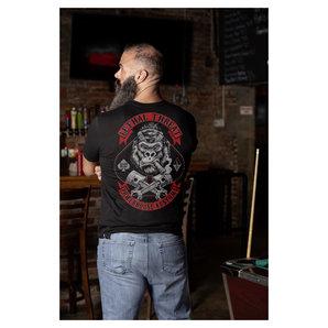 Lethal Threat Gorilla T-Shirt Schwarz