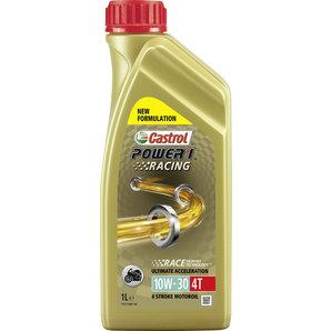 Motorenöl Power1 Racing 4T 10W-30- 1 L HC-Synthese Castrol