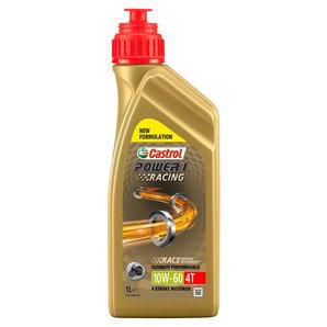 Motorenöl Power1 Racing 4T 10W-60- 1L HC-Synthese Castrol