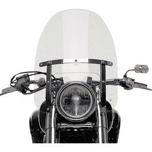 National Cycle Chopperscheibe Custom mit Anbausatz und ABE National-Cycle