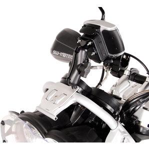 Navi-Halter für BMW R1200GS Scheibenhalterungsmontage SW-Motech