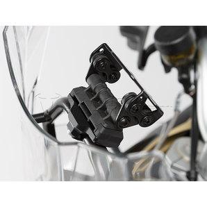 Navi-Halter mit QUICK-LOCK Funktion Rohre 16mm SW-Motech