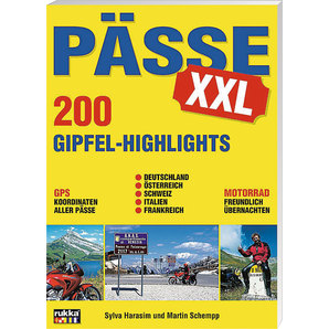 Reiseführer Pässe XXL Highlights Verlag