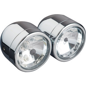 SHIN-YO Doppelscheinwerfer mit Abblend- und Fernlicht Shin-Yo