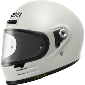 Shoei Glamster Off White Integralhelm Weiss