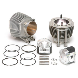Siebenrock Power Kit Extra 1000 ccm Mit Stösselschutzrohren