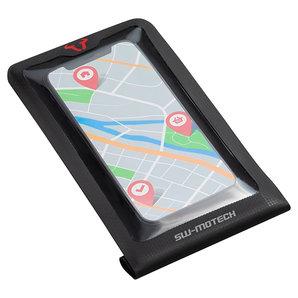 Smartphone-Drybag für MOLLE-Aufsatz Handys bis 6-5 Zoll- in schwarz SW-Motech