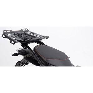 SW-Motech Erweiterung für STREET-RACK Gepäckträger- mit Adapterplatte- schwarz