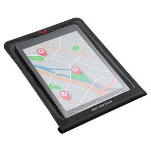 Tablet-Drybag für MOLLE-Aufsatz Tablets bis 10-8 Zoll- in schwarz SW-Motech