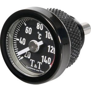 TundT Öltemperaturanzeiger schwarz Tumbleton and Twist