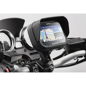 Universal GPS-Kit inklusive Navi Bag M SW-Motech