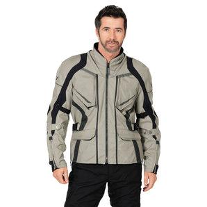 VAJ-m 1 Textiljacke Beige Anthrazit Vanucci